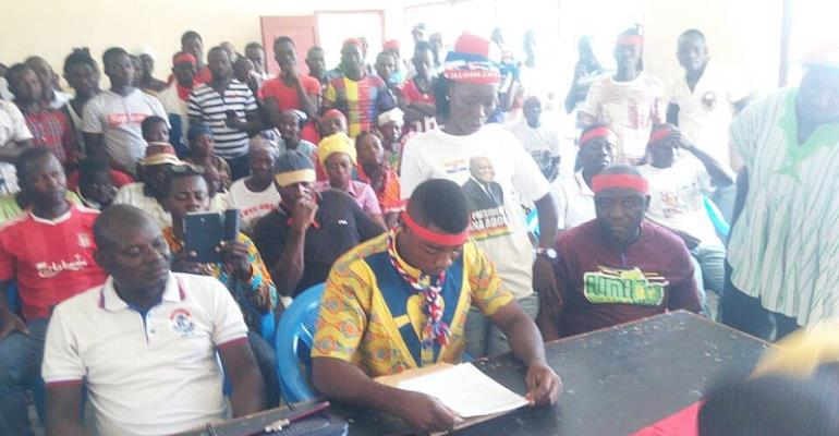 Chiana-Paga: NPP group kicks against State appointment of executives