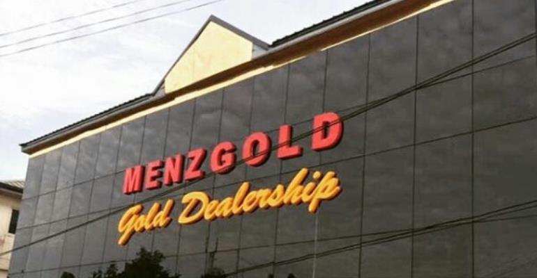 Bank Of Ghana Warns General Public Against Cash Deposits At MenzGold
