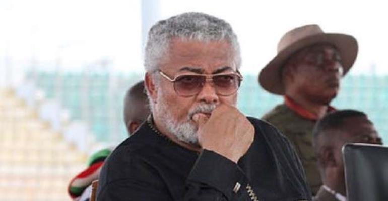 'Rawlings Is A Failed Founder' – Solomon Nkansah