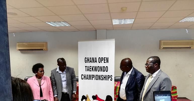 1st Ghana Open Taekwondo Championship Launched in Accra