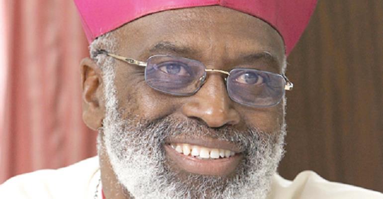 Most Rev. Charles Palmer-Buckle