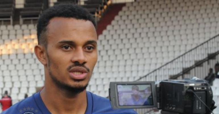 Confederation Cup: TP Mazembe recall loanee Chavda Maisha for Medeama clash