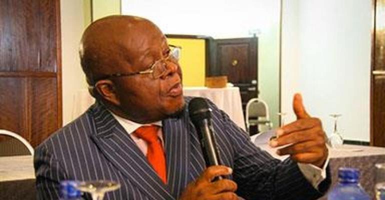 Prof Mike Oquaye