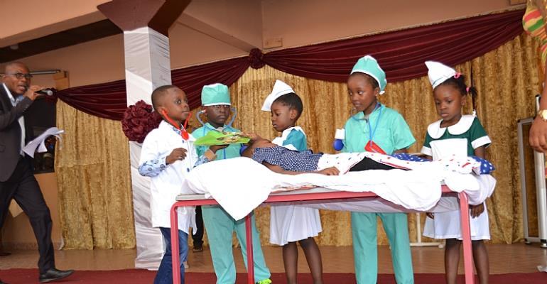 Platinum Montessori Schools Holds 7th Graduation, Speech Day