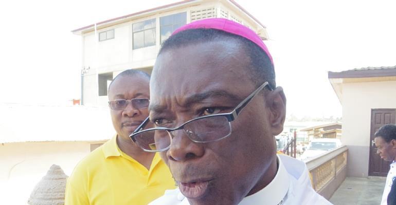 Right Revered Dr. John Kweku Buabeng Odoom