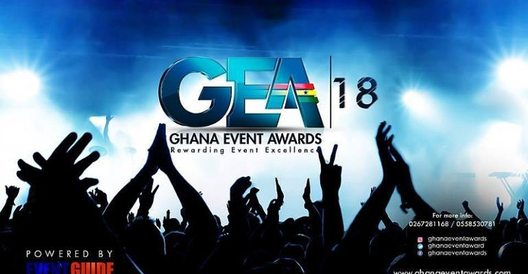 Ghana Event Awards 2018 unveils nominations on August 17