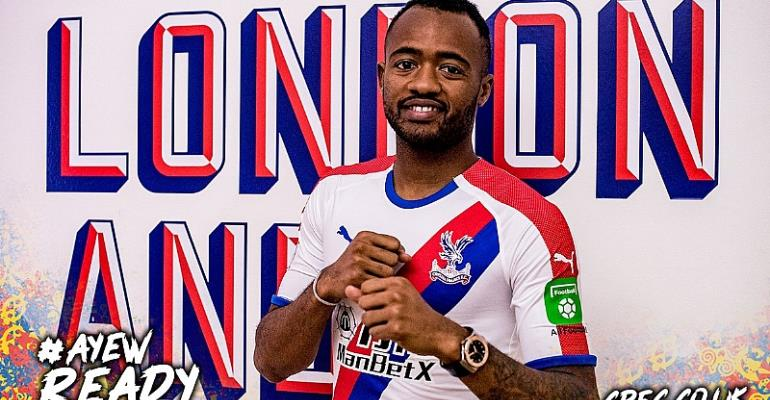 Jordan Ayew First Interview After Joining Crystal Palace [VIDEO]