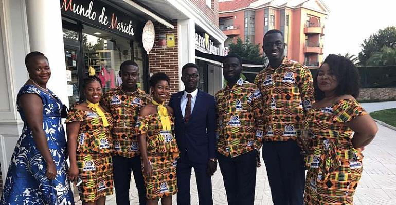 George Quaye appointed new MenzGold Ghana PRO