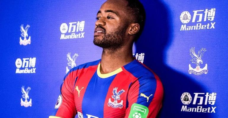 Jordan Ayew Ready For Crystal Palace Challenge