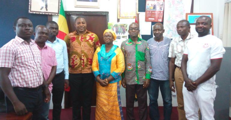 Obuasi MCE Inaugurates Municipal Sports Unit
