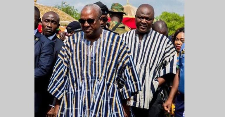 Ibrahim Mahama's GHC302 Million Loan Partly Sunk UT Bank