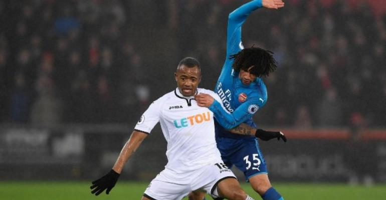 Eight Things Swansea City Fans Said After Jordan Ayew's Departure