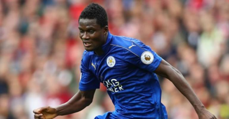 Trapped in two places: Daniel Amartey's Leicester predicament