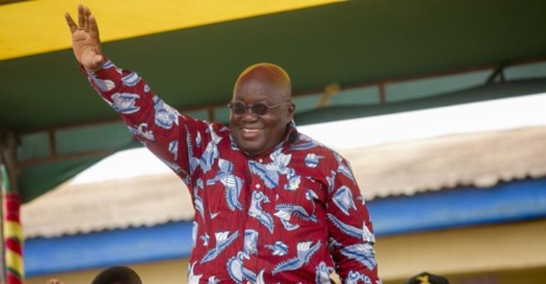 Support me to deliver prosperity to Ghanaians – Akufo-Addo