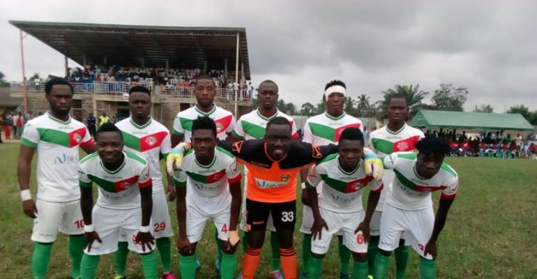 Armah Buah Congratulates KARELA United FC For Historic Premier League Promotion