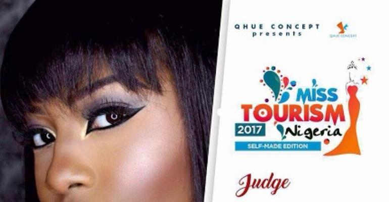 Amira Ibrahim Unveiled as Judge Ahead of Miss Tourism Nigeria 2017