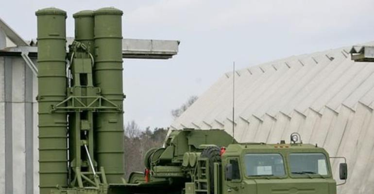 Russia Sends New Missiles To Crimea
