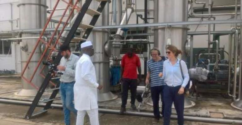 Minister seeks support to revamp Pwalugu Tomato Factory