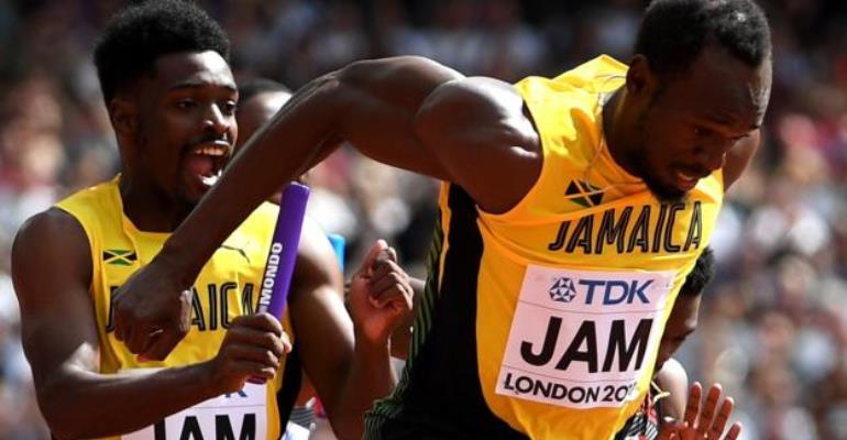Bolt's Jamaica & GB through to 4x100m relay final