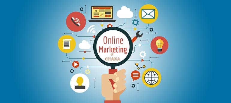 7 things to consider while online marketing in Ghana