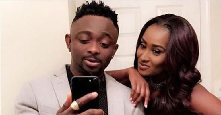 Singer, Sean Tizzle Welcomes Daughter with US Base Lover
