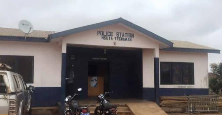 Three Inmates Escape While Flushing Toilet At Nsuta Cells