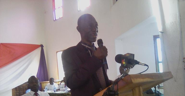 Anglican Church asked to stop praying for the dead – Prof. Nsiah-Gyabaa