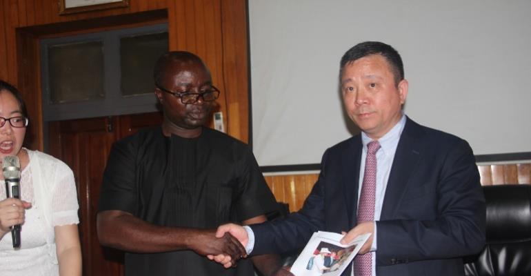 Kumasi mayor woos Chinese investors