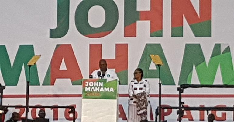 #GHElections: Social media will not be banned – Mahama