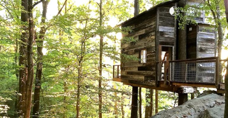 Luxury Tree Houses That Will Bring To Life Your Childhood Fantasies