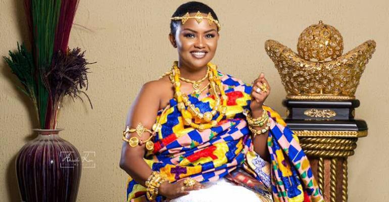 Photos: Nkosuohemaa Nana Ama Mcbrown Turns a Year Older Today