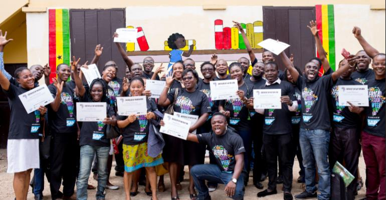 Africa Code Week Empowers Teachers In Ghana To Drive 21st Century Skills Development Among Local Youth
