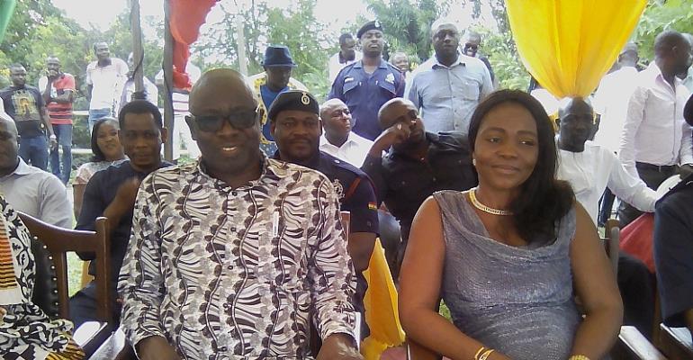 Brong Ahafo bids Asomah-Cheremeh farewell
