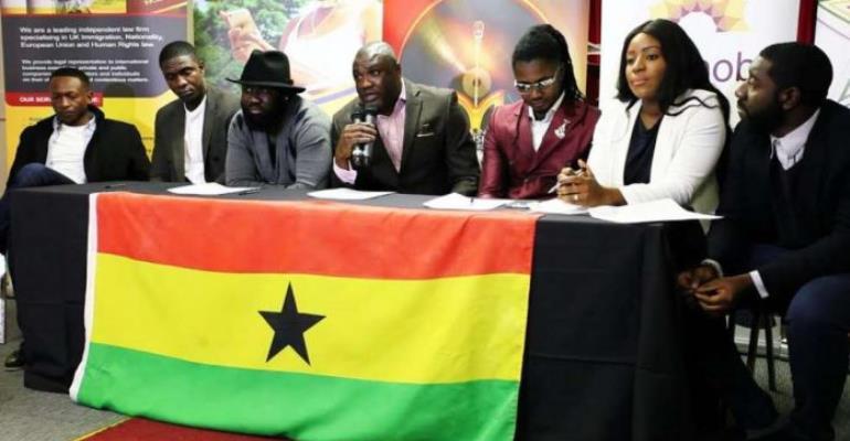 2018 Ghana Music Awards UK Slated on October 6