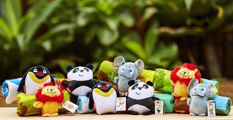 Emirates Introduces New Range of Toys on Board Bringing Back Customer Favourites