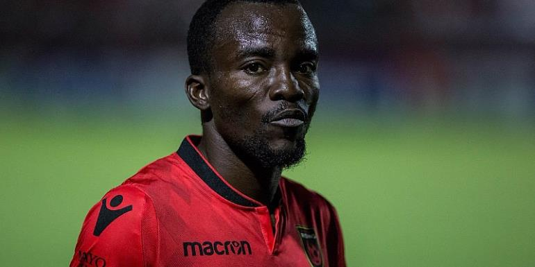 In Form Solomon Asante Named In USL Team Of The Week