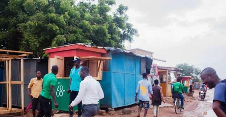 AMA Partners With Others To Evict Tema Motorway Squatters