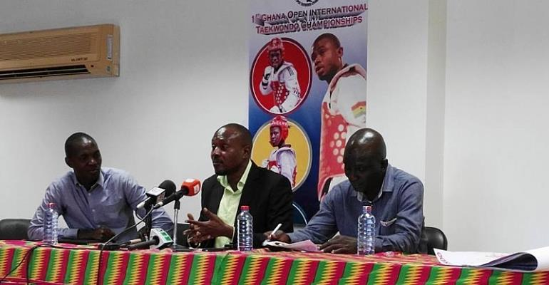 15 Countries Confirm Participation Of First Ghana Open Taekwondo International Championship