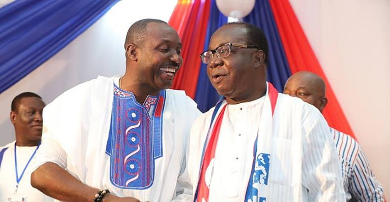 Togbe Afede Invited His Own Disrespect From Freddie Blay