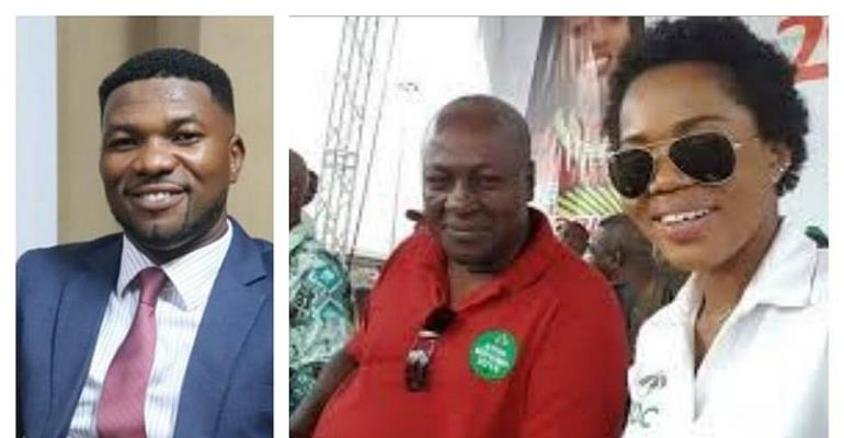 Mahama Will Never Become President Again- Prophet Replies Mzbel