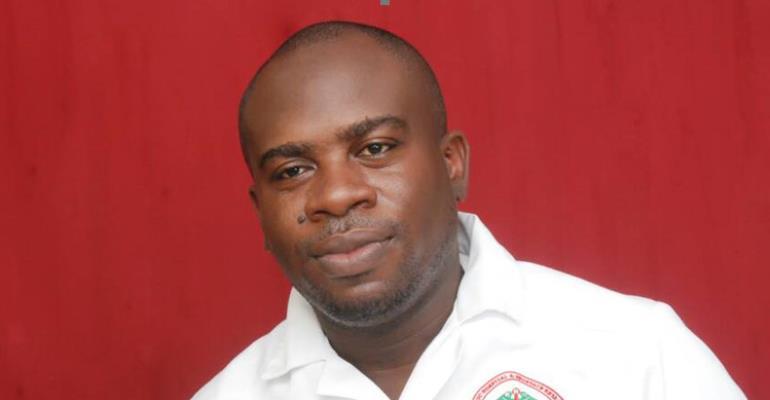 Dr. Raphael Nyarkotey Obu: Science writer