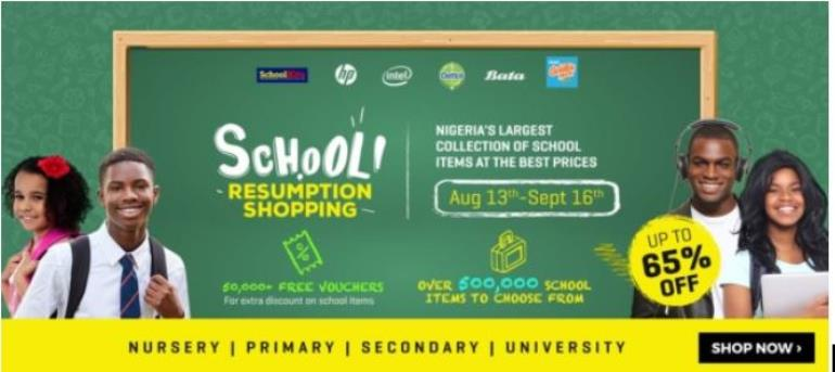 Jumia, HP to provide 15 students with educational scholarships worth 3.7million for School Resumption