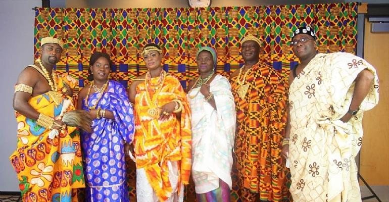 I am Ohemaa freestyle – Obaahemaa Ofosua Amoakoa I