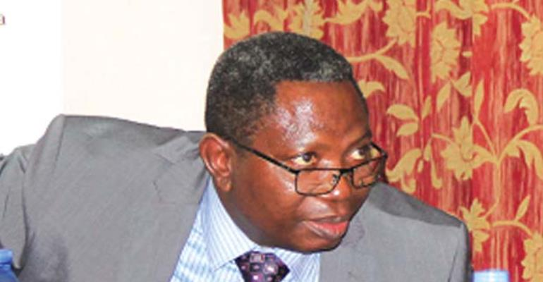Steve Kyeremeh-Atuahene, Acting Director General, Ghana AIDS Commission