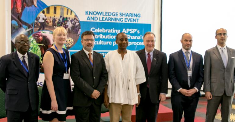 United States Of America Promotes Agricultural Sector Improvements In Ghana