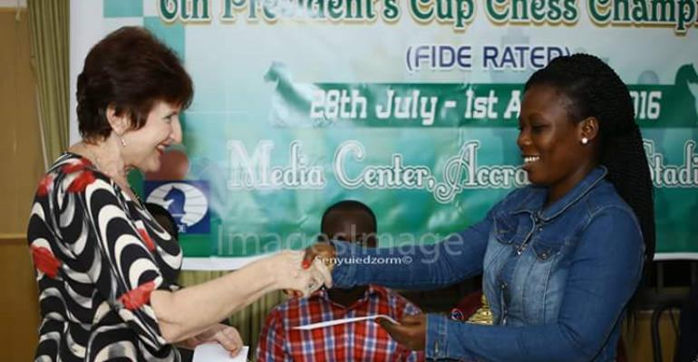 Reiss & Co and Kasparov Chess Foundation Africa support 6th President's Cup
