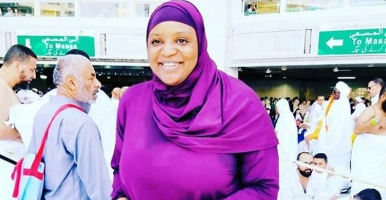 Actresses, Lizzy Anjorin, Funke Adesiyan Having fun in Saudi Arabia (photos)