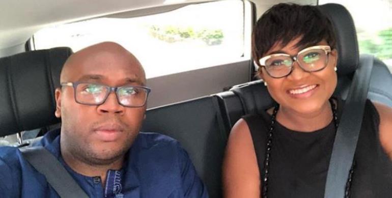 Actress, Mary Njoku Celebrates 6th Year Wedding Anniversary with Hubby