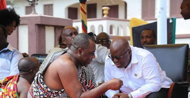 On The Double Track System And The Quality Of Education: NAYAS Commend H. E. Nana Akufo-Addo