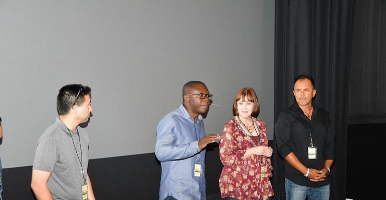 Ghanaian Filmmaker Secures Prestigious Honour At Famed Film Festival
